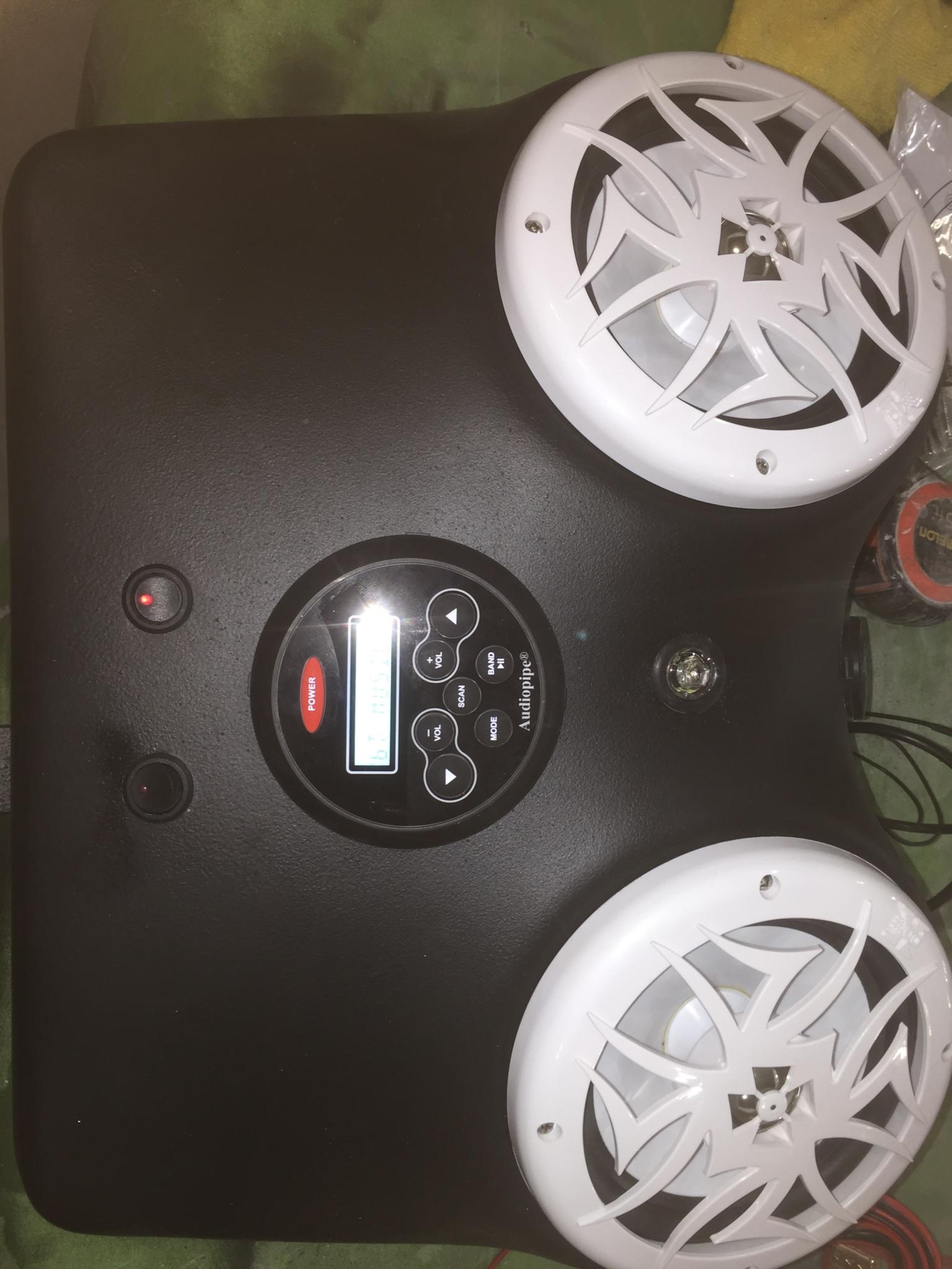 RZR 570/800/900 4 Speaker System – SidexSideAudio